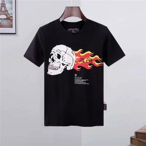 Philipp Plein PP T-Shirts Short Sleeved O-Neck For Men #757686
