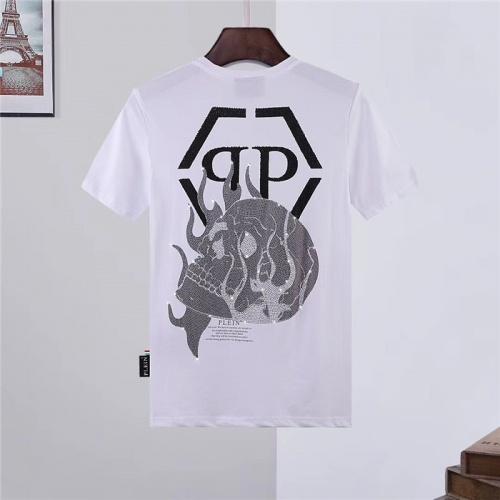 Philipp Plein PP T-Shirts Short Sleeved O-Neck For Men #757688