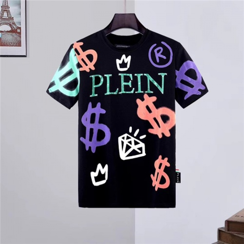 Philipp Plein PP T-Shirts Short Sleeved O-Neck For Men #757695