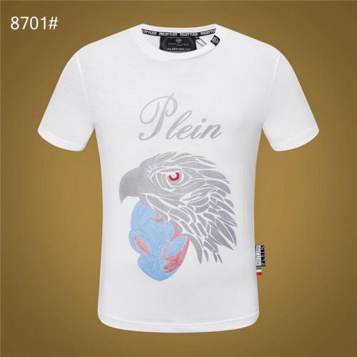 Philipp Plein PP T-Shirts Short Sleeved O-Neck For Men #757697