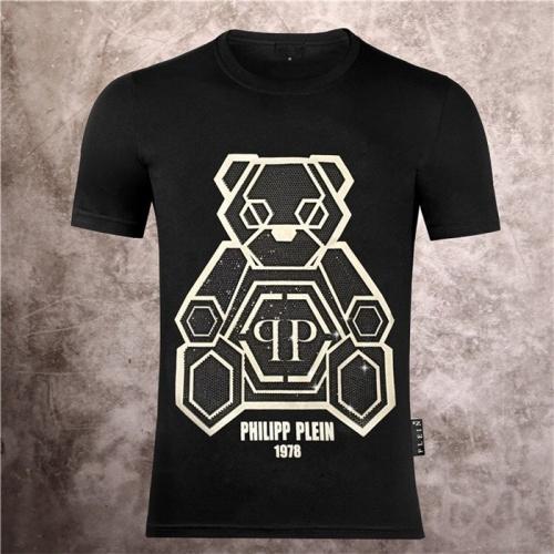 Philipp Plein PP T-Shirts Short Sleeved O-Neck For Men #757717
