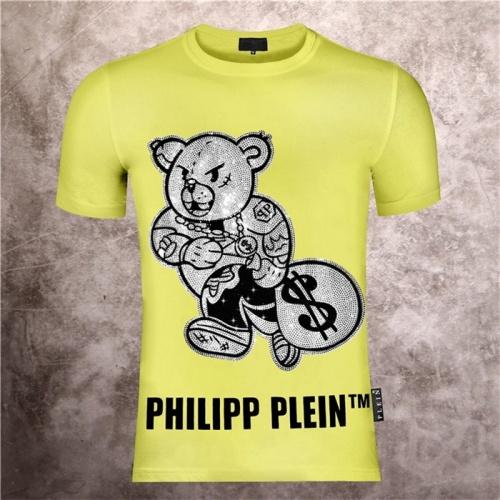 Philipp Plein PP T-Shirts Short Sleeved O-Neck For Men #757720