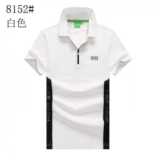 Boss T-Shirts Short Sleeved Polo For Men #757736