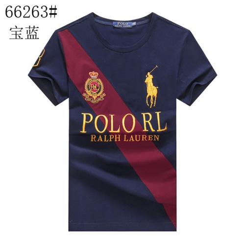 Ralph Lauren Polo T-Shirts Short Sleeved O-Neck For Men #757740