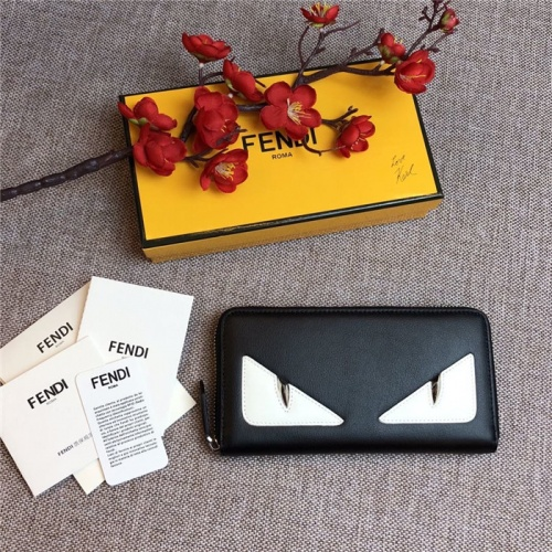 Fendi AAA Quality Wallet #757757