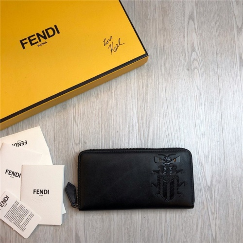 Fendi AAA Quality Wallet #757765