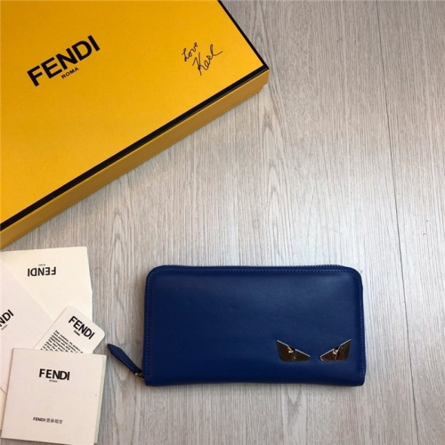 Fendi AAA Quality Wallet #757773