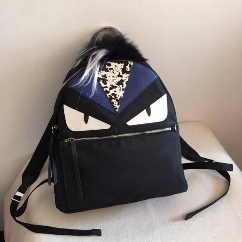 Fendi AAA Quality Backpacks #757809