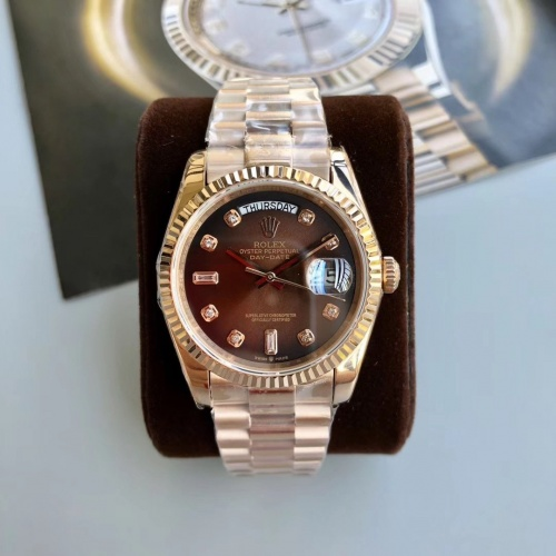 Rolex Quality AAA Watches For Men #757907