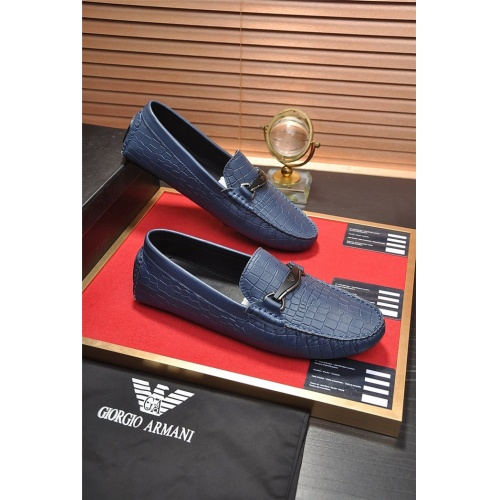 Armani Casual Shoes For Men #757913