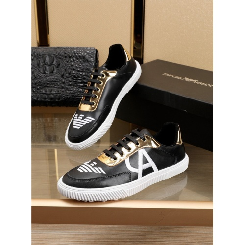Armani Casual Shoes For Men #757969
