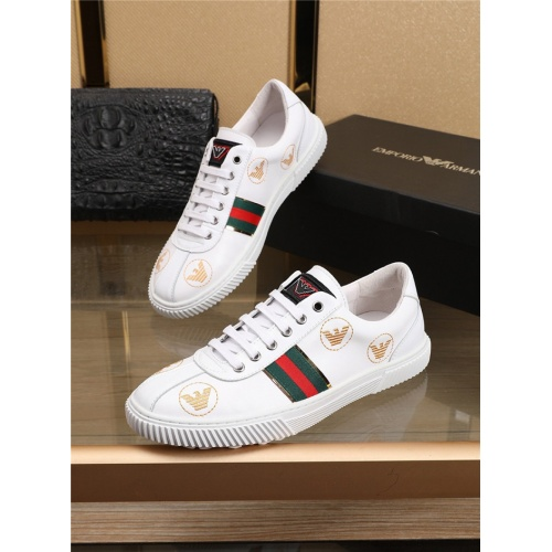 Armani Casual Shoes For Men #757972