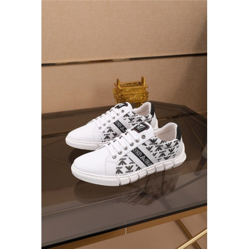 Armani Casual Shoes For Men #758092