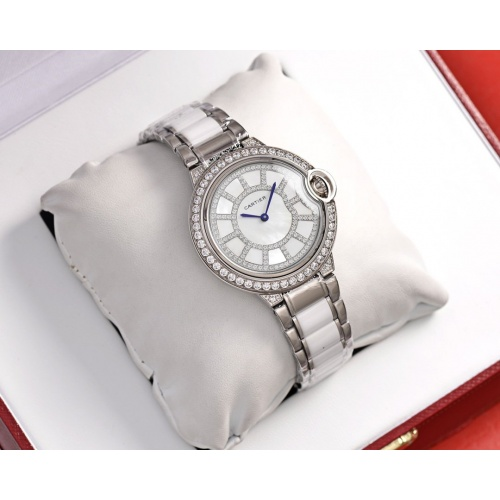 Cartier AAA Quality Watches For Women #758430