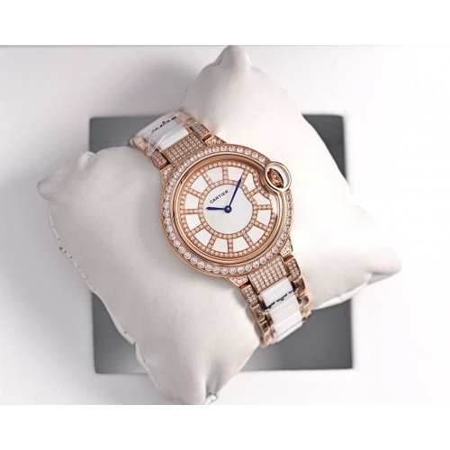 Cartier AAA Quality Watches For Women #758432