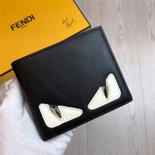 Fendi AAA Quality Wallets #758447