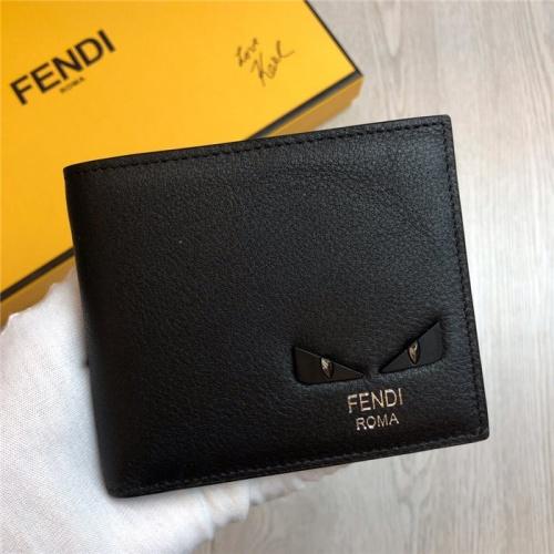 Fendi AAA Quality Wallets #758452