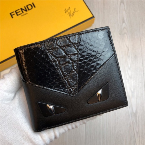Fendi AAA Quality Wallets #758469