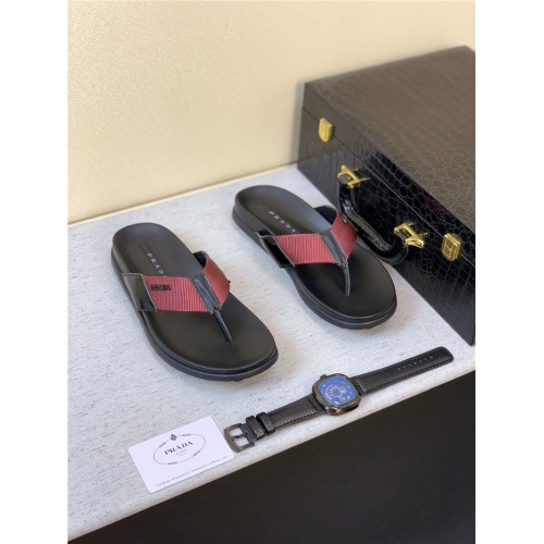 Prada Slippers For Men #758472