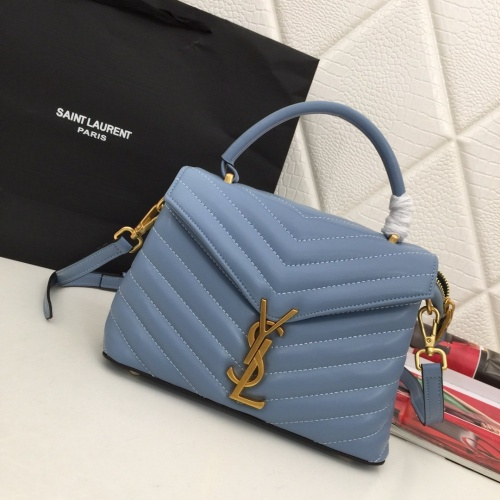 Yves Saint Laurent YSL AAA Quality Handbags For Women #758578