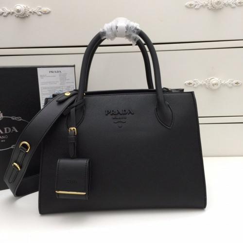 Prada AAA Quality Handbags For Women #758585