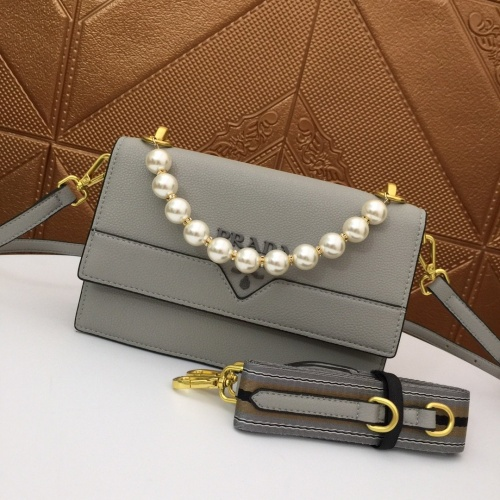 Prada AAA Quality Messeger Bags For Women #758594