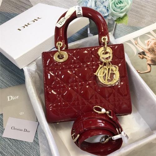 Christian Dior AAA Quality Handbags For Women #758629