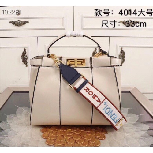 Fendi AAA Quality Handbags For Women #758633