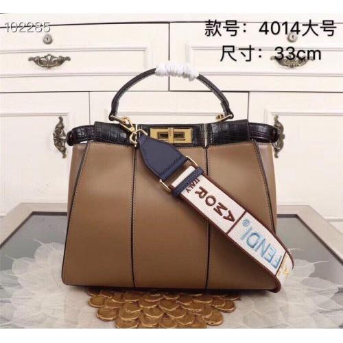 Fendi AAA Quality Handbags For Women #758636