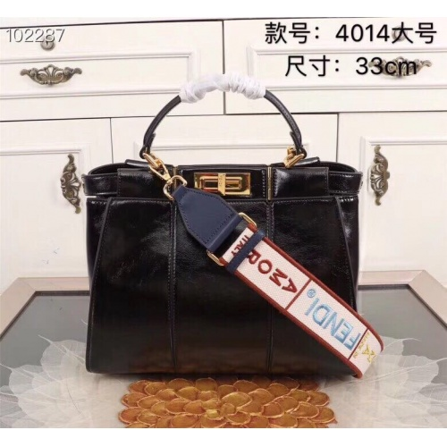 Fendi AAA Quality Handbags For Women #758637