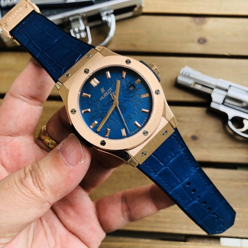 HUBLOT AAA Quality Watches For Men #758742 $219.22 USD, Wholesale Replica HUBLOT Quality Watches