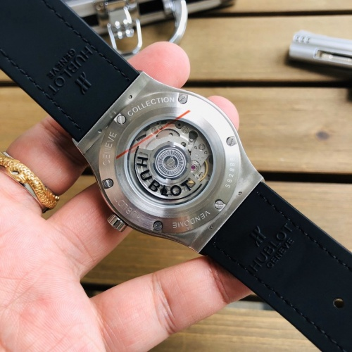 Replica HUBLOT AAA Quality Watches For Men #758747 $219.22 USD for Wholesale