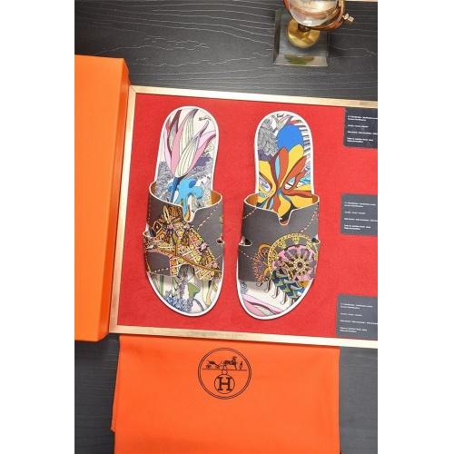 Hermes Slippers For Men #758766