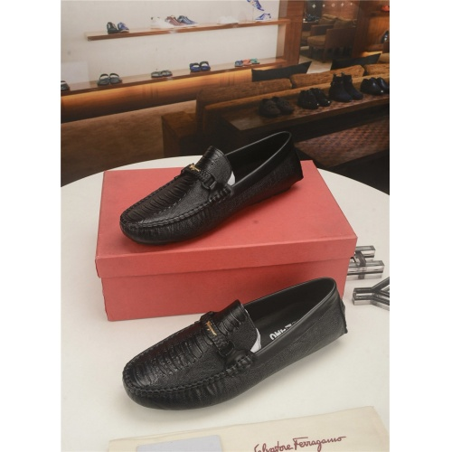 Ferragamo Salvatore FS Casual Shoes For Men #758804