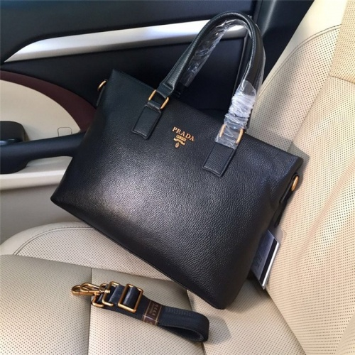 Prada AAA Man Handbags #758917