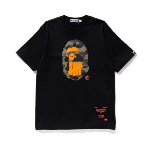 Bape T-Shirts Short Sleeved O-Neck For Men #758946
