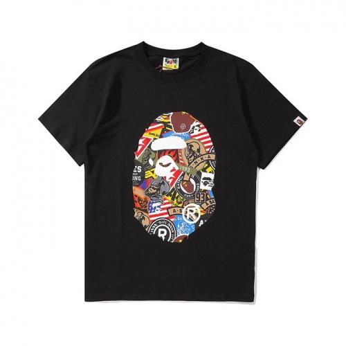 Bape T-Shirts Short Sleeved O-Neck For Men #758952