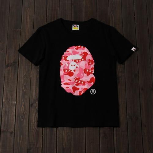 Bape T-Shirts Short Sleeved O-Neck For Men #758975