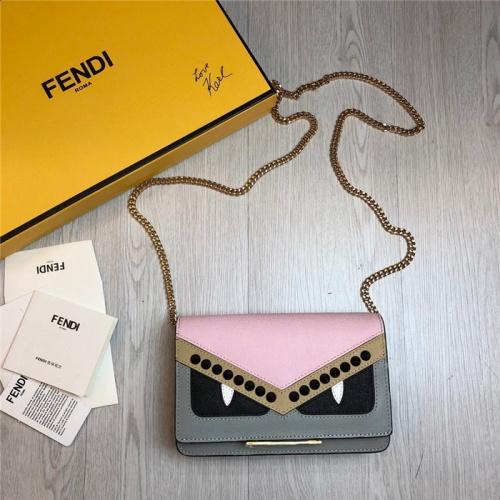 Fendi AAA Quality Messenger Bags #758995