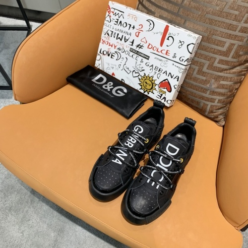 Dolce & Gabbana D&G Casual Shoes For Men #759076