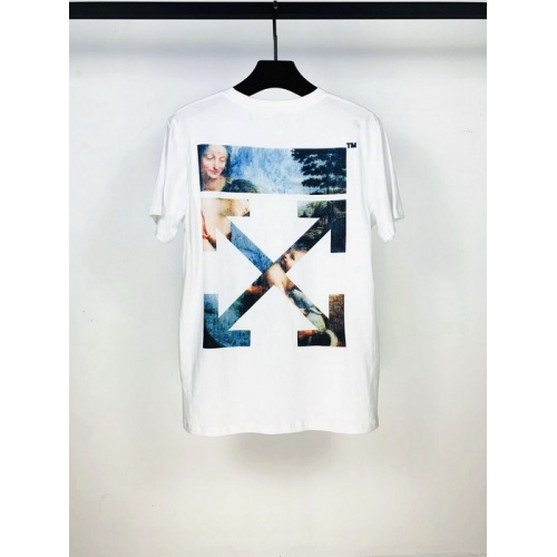 Off-White T-Shirts Short Sleeved O-Neck For Men #759342