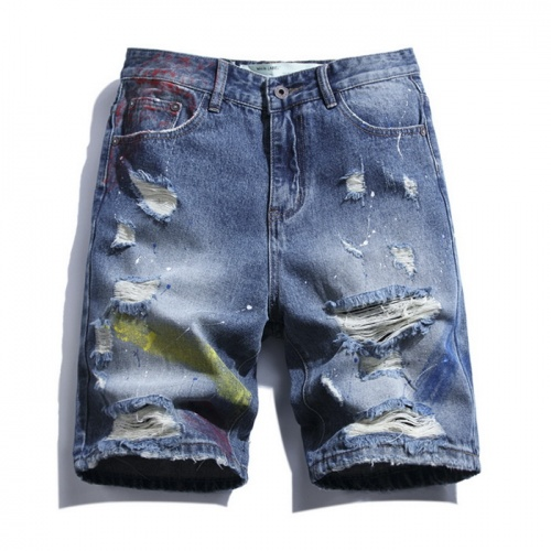 Off-White Jeans Shorts For Men #759370