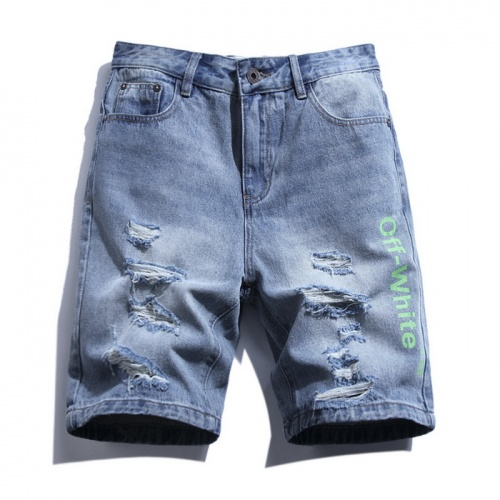 Off-White Jeans Shorts For Men #759371