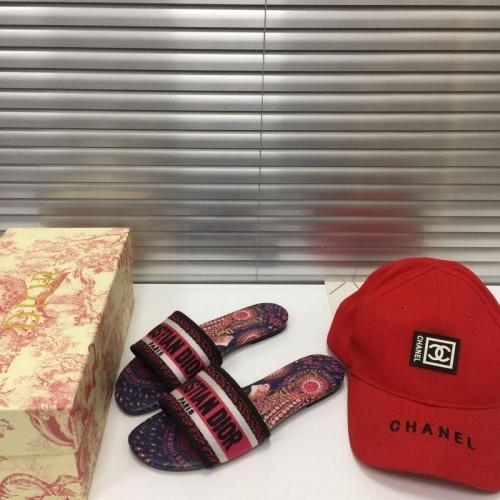 Christian Dior Slippers For Women #759443