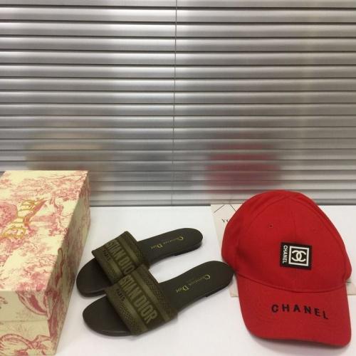 Christian Dior Slippers For Women #759457
