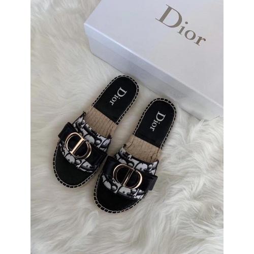 Christian Dior Slippers For Women #759473