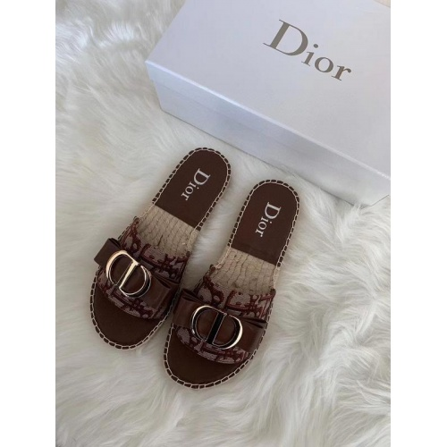 Christian Dior Slippers For Women #759476