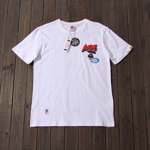 Aape T-Shirts Short Sleeved O-Neck For Men #759486