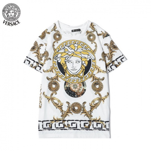 Versace T-Shirts Short Sleeved O-Neck For Men #759628