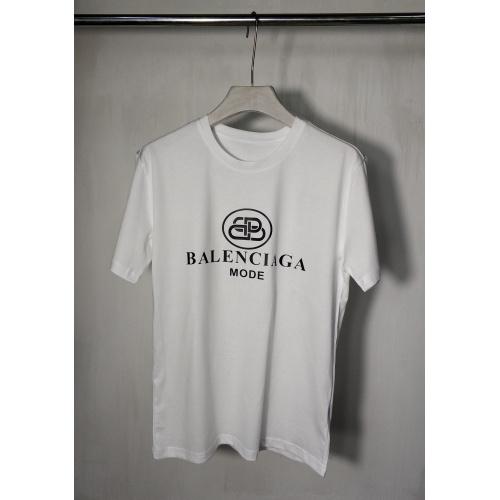 Balenciaga T-Shirts Short Sleeved O-Neck For Men #759683